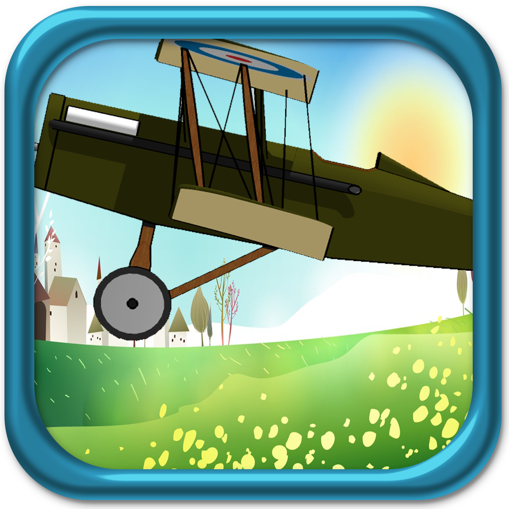 Stunt Flight - Land The Plane Safely