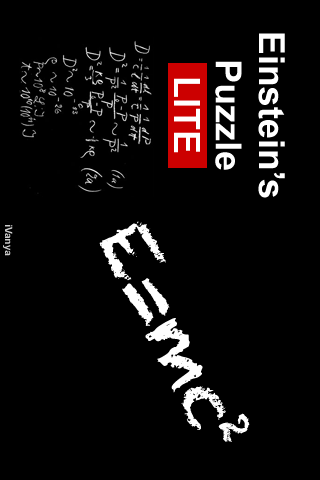 Screenshot Einstein's Puzzle Lite