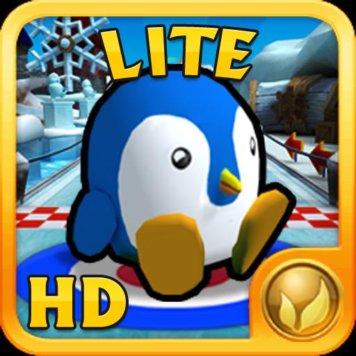 Ice Penguin 3D LITE iOS